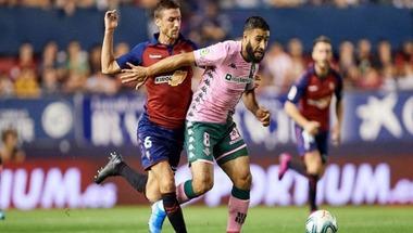 بتعادل سلبي.. ريال بيتيس يواصل الترنح في الدوري الإسباني أمام أوساسونا