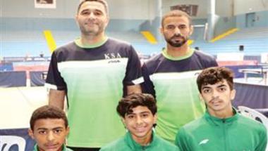 أخضر الطاولة للناشئين يحقق فضية بطولة المغرب