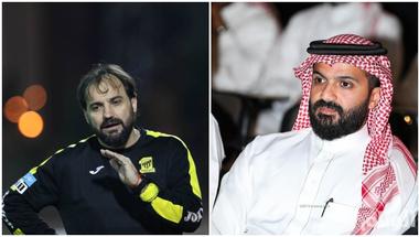 جماهير الاتحاد تصب جام غضبها على رئيس النادي وسييرا