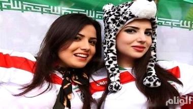 تحت الضغط.. ايران تسمح للنساء بدخول الملاعب الرياضية