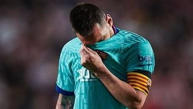 ميسي لـ لاعبي برشلونة : يجب أن نكون أكثر تركيزاً