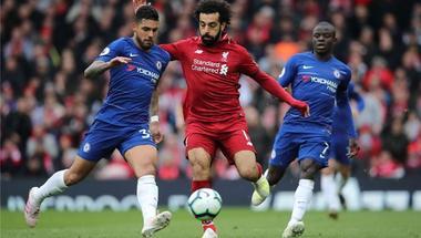 مباشر بالفيديو | مباراة ليفربول وتشيلسي في الدوري الإنجليزي الممتاز
