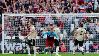 تعثر جديد مخيب لمانشستر يونايتد على أرض وست هام في البريميرليج | سعودى سبورت