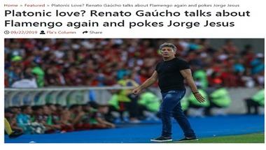 سخرية برازيلية من خيسوس واتهامات بـ « الغرور » - صحيفة صدى الالكترونية