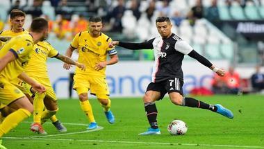 رونالدو يحمل أتلتيكو مدريد مسؤولية سوء مستوى يوفنتوس أمام فيرونا