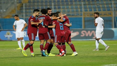 بيراميدز يسحق إنبي برباعية نظيفة في افتتاح الدوري المصري