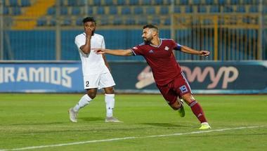عبدالله السعيد يحلم بلقب الدوري المصري مع بيراميدز