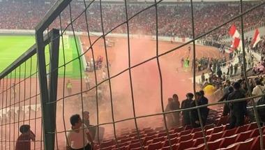 رغم الفوز الثمين.. ماليزيا تعتزم شكوى جماهير إندونيسيا