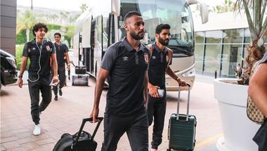 الأهلي يعود من غينيا فجر الإثنين بعد مباراة كانو سبورت