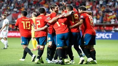 إسبانيا تكتسح جزر فاروه في تصفيات يورو 2020
