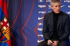 كيكي سيتين مدرب برشلونة الجديد يتحدث عن فلسفته التدريبية - الرياضة