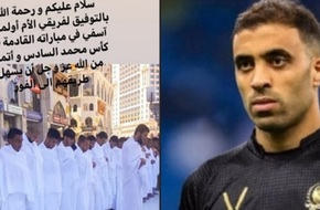 حمدالله يؤازر فريقه السابق أمام الاتحاد: أعرف كيف أساند آسفي جيدًا - صحيفة صدى الالكترونية - الرياضة