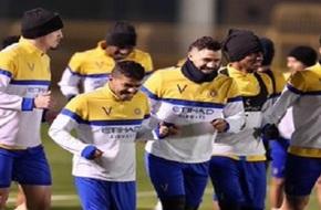 بالصور..النصر يواصل استعداداته لمواجهة العدالة - صحيفة صدى الالكترونية - الرياضة