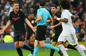 فيديو   ماركا: هدف إشبيلية الثاني في ريال مدريد لم يكن صحيحًا - الرياضة