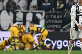 قائمة يوفنتوس لمباراة بارما في الدوري الإيطالي.. ساري يضم القوة الضاربة الهجومية - الرياضة