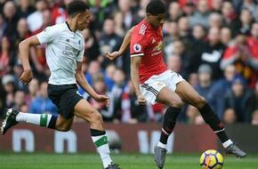 أرنولد: مواجهة مانشستر يونايتد 2018 كانت الأصعب في مسيرتي وتعلمت منها درسًا - الرياضة
