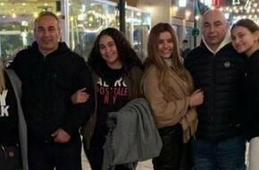 ظهور نادر للتوأم حسام وإبراهيم حسن مع الأسرة (فيديو) - الرياضة