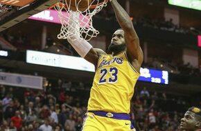 ليكرز يواصل انطلاقته في NBA – توووفه – صحيفة رياضية إلكترونية - الرياضة
