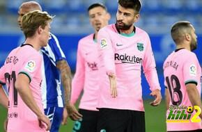 برشلونة يسافر إلى كييف بمدافع وحيد ! - الرياضة