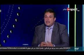أيمن منصور: قوة الزمالك في الجانب الهجومي ومن الممكن أن يستغل حالة دفاع الترجي