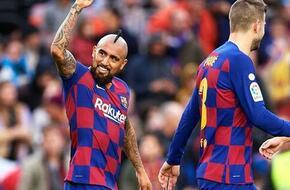 قائمة برشلونة لمواجهة خيتافي.. عودة بيكيه وفيدال وظهور وجه جديد - الرياضة
