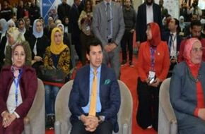 وزير الرياضة يفتتح فعاليات المؤتمر الدولي للاستثمار في السياحة والأحداث الرياضية - الرياضة