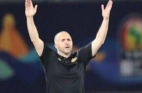 قائد الجزائرالسابق: بلماضي يشبه يورجن كلوب مدرب ليفربول - الرياضة