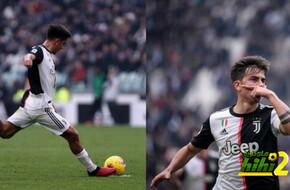 ديبالا : فخور بتسجيلي 90 هدفاً بقميص يوفنتوس - الرياضة