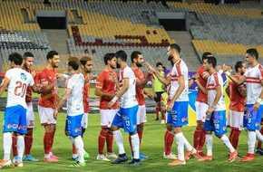 السوبر المصري - كرة خاصة من puma لمباراة الأهلي والزمالك - الرياضة