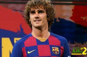 هل تأقلم جريزمان مع برشلونة ؟ - الرياضة