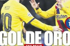 غلاف موندو ديبورتيفو: الهدف الذهبي ! - الرياضة