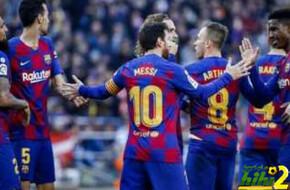برشلونة وخطأ لا يغتفر! - الرياضة