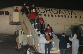 منتخب مقدونيا لكرة اليد يصل القاهرة للمشاركة فى كأس العالم - اليوم السابع - الرياضة