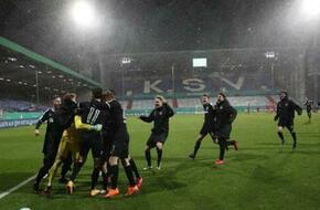 فريق درجة ثانية يطيح ببايرن ميونخ من كأس ألمانيا - الرياضة