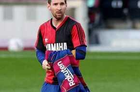 برشلونة يكشف سبب استبعاد ميسي من لقاء ريال سوسيداد   المصري اليوم - الرياضة