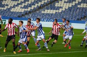 ريال سوسيداد يتعادل مع أتلتيك بيلباو في الجولة 29 من الدوري الإسباني - الرياضة