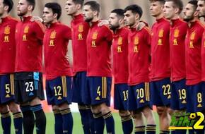 سجل مباريات إسبانيا يشفع لها قبل اليورو! -  مصر