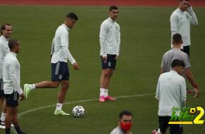 أجواء جيدة في تدريبات إسبانيا قبل لقاء سلوفاكيا -  مصر