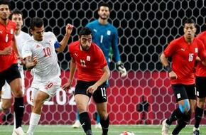 طوكيو 2020 .. انطلاق الشوط الثاني لموقعة مصر وإسبانيا - الرياضة