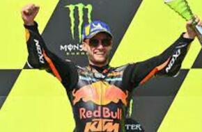 بيندر يفوز بسباق النمسا للدراجات النارية - الرياضة
