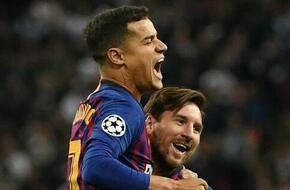 موهبة برشلونة قد يمنح كوتينيو قميص ميسي! - الرياضة