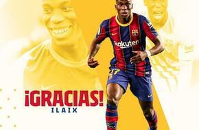 رسميًا | إليكس موريبا ينتقل من برشلونة إلى لايبزج - الرياضة