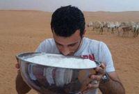 السومة في الصحراء