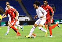 صور مباراة الشباب والوحدة بدوري عبد اللطيف جميل