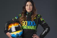 المتسابقة الأمريكية ليلاني مونتر التي تمتلك شغفاً كبيراً في رياضة سباقات السيارات، وعلى الرغم من ذلك فهي ناشطة تدافع عن الحفاظ على البيئة؛ لذلك هي تستخدم الوقود الحيوي لسيارتها داخل حلبات السباقات .