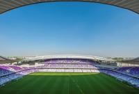 ملعب هزاع بن زايد الذي يتواجد في الإمارات بلغت تكلفة بناء الملعب 179 مليون دولار ، وسعة الملعب 25 ألف متفرج