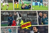 العدد الأول من مجلة رياضة - الصفحة الثانية مباراة : يوفنتوس× ريال مدريد