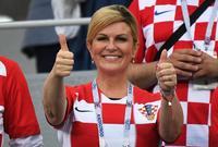 أعلنت كوليندا غرابار رئيسة كرواتيا عن مفاجأة في حالة فوز منتخب بلادها ببطولة كأس العالم المقامة حاليًا بروسيا، وتقام المباراة النهائية أمام منتخب فرنسا اليوم في تمام الساعة السادسة بتوقيت السعودية