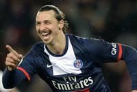 وقع إبراهيموفيتش عقداً مدته 3 سنوات مع باريس سان جيرمان في يوليو 2012 وأستطاع تحقيق الدورى الفرنسى 4 مرات ، كأس الأبطال الفرنسى 3 مرات ، كأس الرابطة الفرنسية 3 مرات ، كأس فرنسا مرتين.