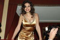 """الراقصة المغربية كريمة المحروق المعروفة بـ """" روبي """""""